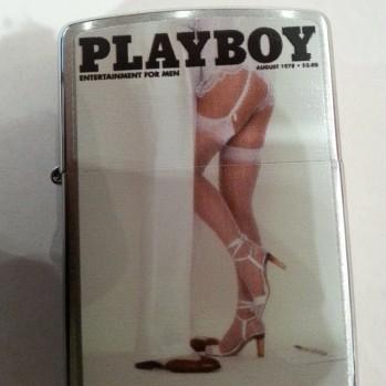Accendino Playboy Zippo