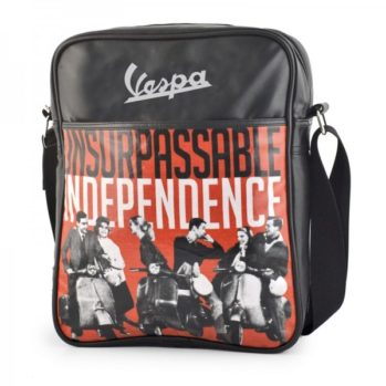 Borsa Tracolla Verticale Vespa Independence
