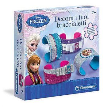 Frozen Decora i tuoi Braccialetti Clementoni