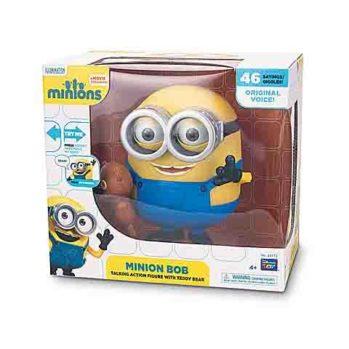 Minions Personaggio Parlante Bob