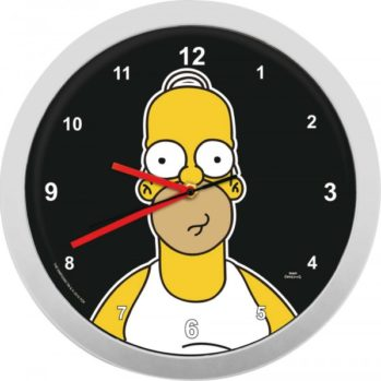 Orologio da Parete Simpson