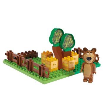 Set Costruzioni Masha e Orso PlayBig