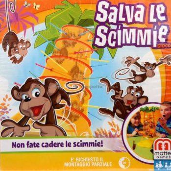 Salva le scimmie Mattel Games